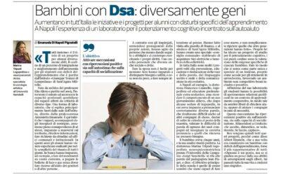 Bambini con DSA: diversamente geni