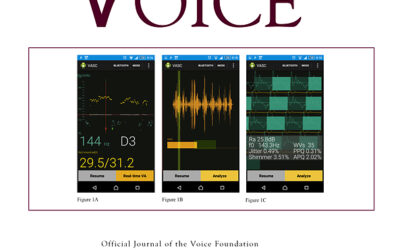 Journal of Voice