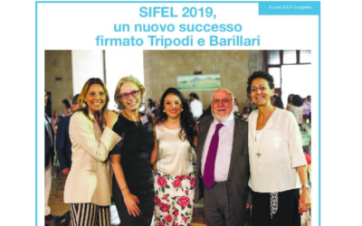 SIFEL 2019, un nuovo successo firmato Tripodi e Barillari